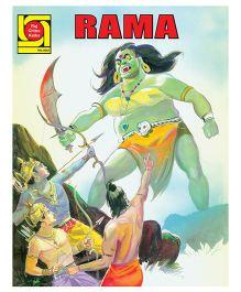 Lord Rama Story Book - English