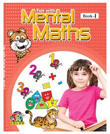 Fun With Mental Maths Book 1 - English