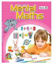 Fun With Mental Maths Book 3 - English
