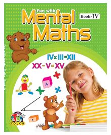 Fun With Mental Maths Book 4 - English