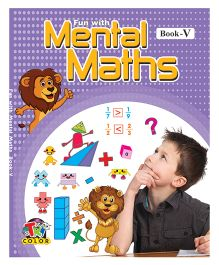 Fun With Mental Maths Book 5 - English