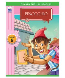 Macaw Graded Readers Level 5 Pinocchio - English