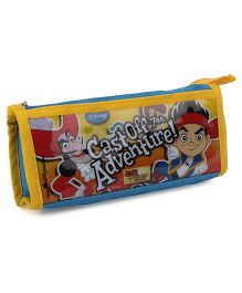 Disney Jake Pencil Pouch - Yellow