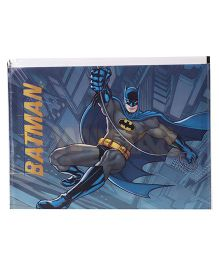 DC Comics Batman Files - Blue