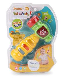 Kids Musical Hammer - Yellow Red Green