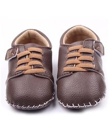 Alle Alle Smart Booties - Brown