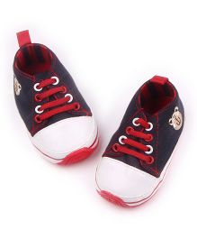 Alle Alle Sneaker Style Sneakers - Blue Red