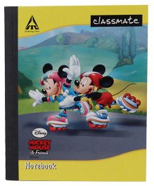 Disney Classmate Notebook Single Line Ruling - 172 Pages