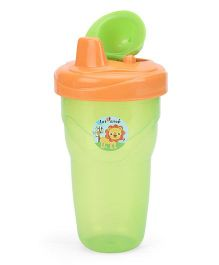 1st Step Non Spill Cup With Lid Green - 250 ml
