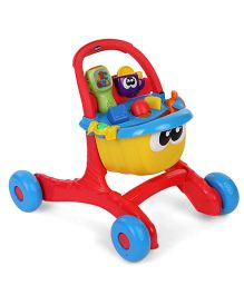 Chicco Shopper First Steps 3 In 1 Walker - Multicolor