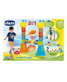 Chicco Fit N Fun Jungle Rugby - Multicolor