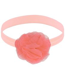 Little Cuddle Cute Pom Pom Headband - Pink