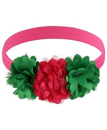Little Cuddle Tiara Headband - Pink