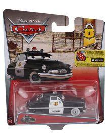 Disney Pixar Cars Sheriff - Black