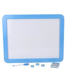 Drawing Board - White And Blue