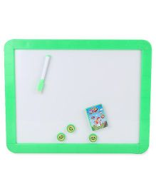 Drawing Board - White And Green