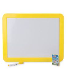 Drawing Board - White And Yellow
