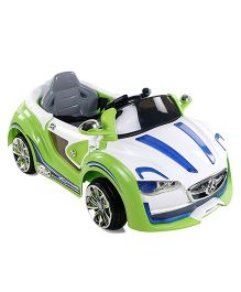 Mee Mee Battery Operated Car CH-BLJ-9988 - Green White