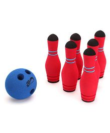 SafSof Mini Bowling Set (Color May Vary)