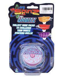Spinz Orbitz Top - Fuchsia