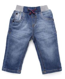 Gini & Jony Stone Wash Jeans - Light Blue