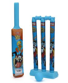 Looney Tunes Cricket Set - Blue