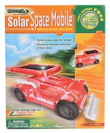 Amazing Toys Build Your Own Solar Space Mobile
