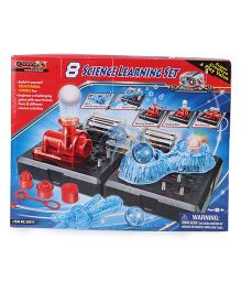 Amazing Toys 8 Science Learning Set - Blue Red