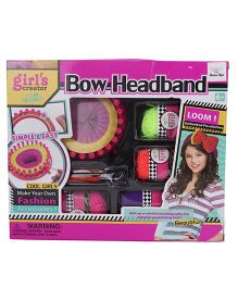 Sirius Bow Headband Loom Art Kit