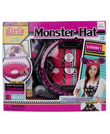 Sirius Monster Hat Loom Art Kit