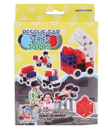 Tengxin Rescue Car Series Multicolor - 30 Pieces