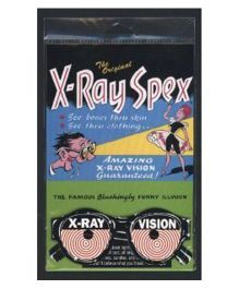 Magic City The Original Amazing X-Ray Vision Toy - Black