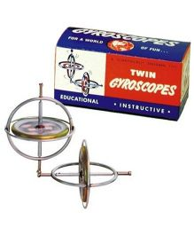 Tedco Original Gyroscope - Pack Of 2