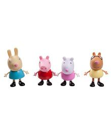 Jazwares Peppa Pig And Best Friends - 7 cm