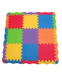 Edushape Solid Play Mat - 25 Count