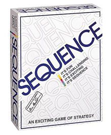 Jax Sequence Game - Multicolor