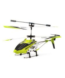 Syma S107G 3 Channel Remote Control Helicopter With Gyro - Green