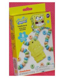Wilton Spongebob Candy Necklace Kit - Multicolor