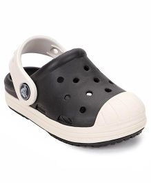 Crocs Bump It Clog - Black & Off White