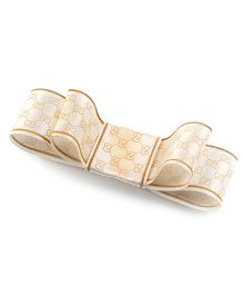 Ribbon Candy Cute Alligator Pins - Beige