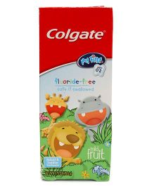 Colgate My First Fluoride Free Mild Fruit Toothpaste - 49.6 gm