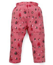 Babyhug Pajama Allover Print