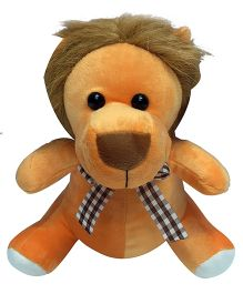 Soft Buddies Lion Soft Toy Brown - 22 cm