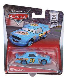 Disney Pixar Cars Misti Motorkrass - Blue