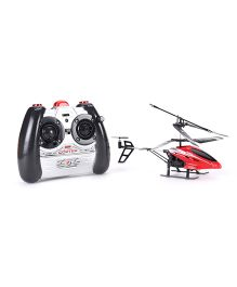 Remote Control Helicopter Air Star - Red And Black