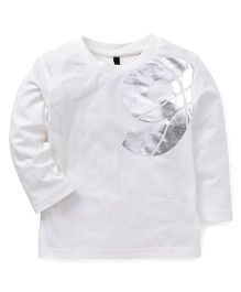 UCB Full Sleeves T-Shirt - White