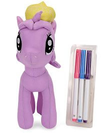 My Little Pony Colour Me Twilight Sparkle - Purple