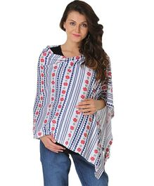 Morph Maternity Nursing Cover - White