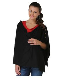 Morph Nursing Cover - Black