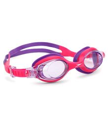 Speedo Anti Fog Swimming Goggles - Pink & Purple
